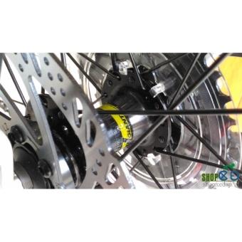 Xe đạp địa hình GIANT 2017 FCR 3300 (xanh dương cam)