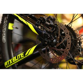 Xe đạp địa hình GIANT ATX ELITE 1-GKR - Size S (Trắng/Xanh dương)