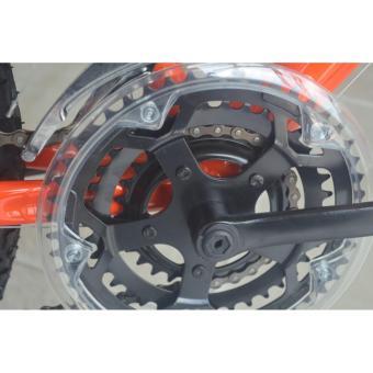 Xe đạp địa hình Vibra Aversa 600 Orange 2017