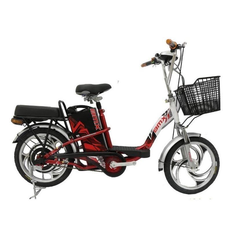 xe đạp điện BMX bánh 18 inch