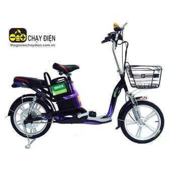 Xe đạp điện Bmx Star (Xanh Navi)