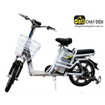 Xe đạp điện Zero Terra Motors (Trắng)