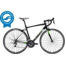 Xe đạp đua GIANT Contend 1 - Size S (Đen/Trắng)