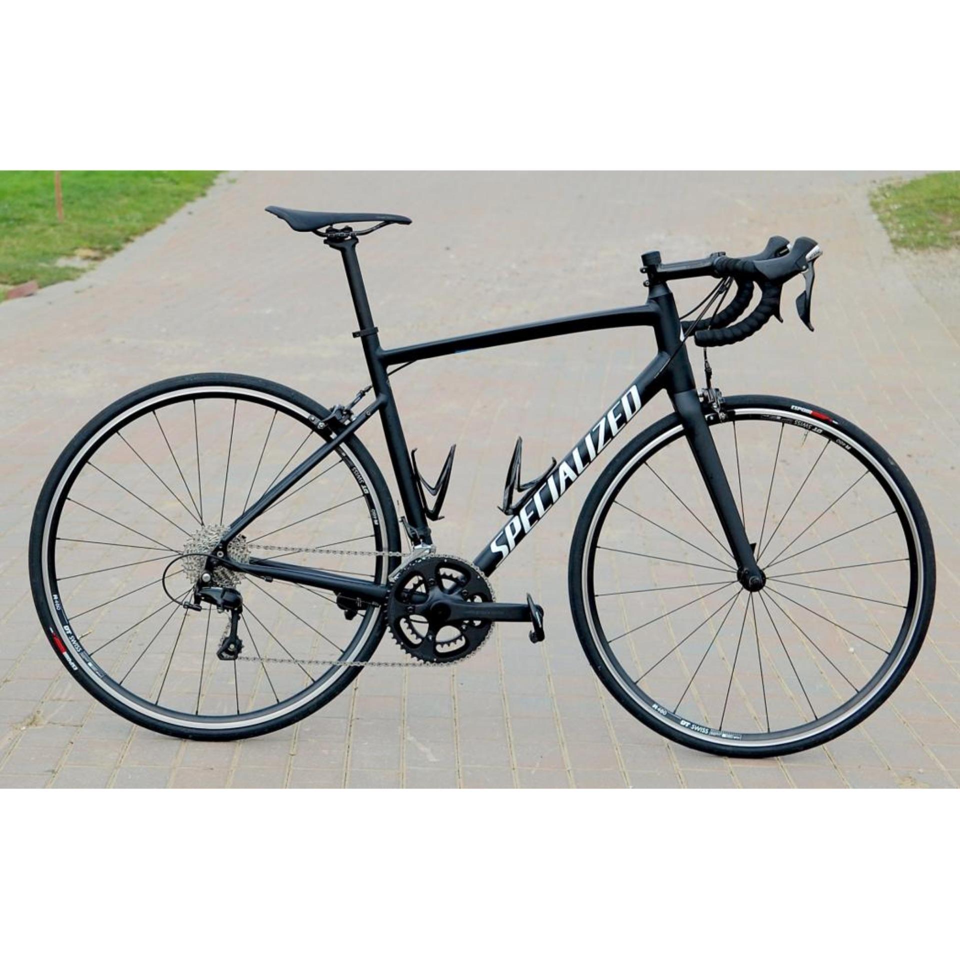 Xe đạp đua Specialized Allez Elite 2018 Black White