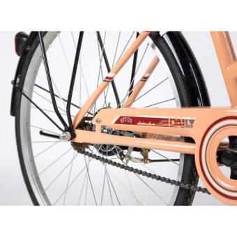 Xe đạp Jett Cycles Daily (Hồng)