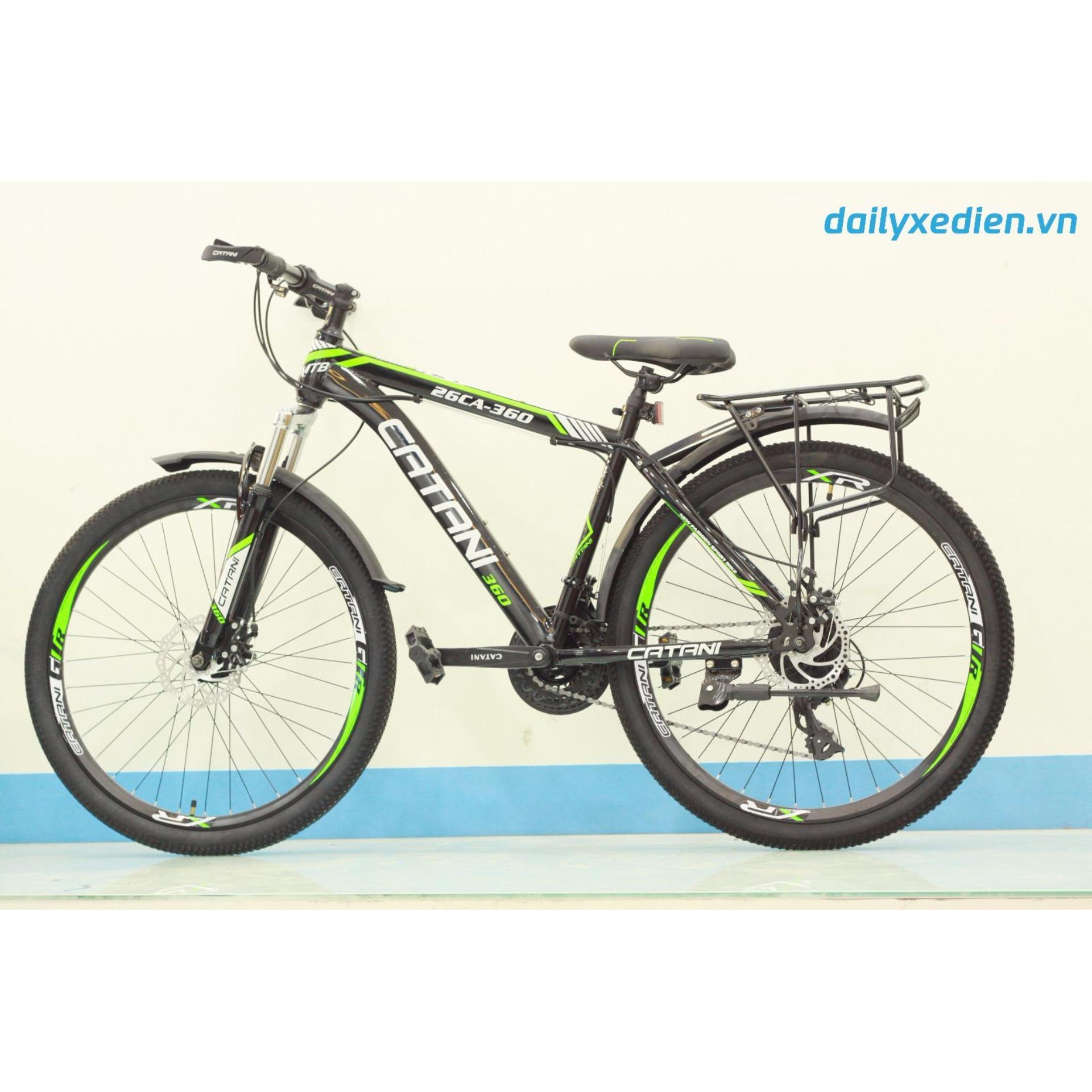Xe đạp MTB YJ-02 bánh 26