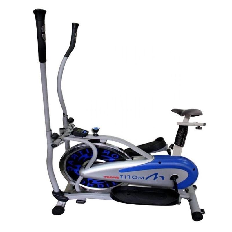 Bảng giá Xe đạp tập thể dục bánh đà đặc Mofit MO-2081 (Xanh)