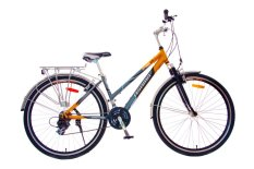 Xe đạp thể thao Asama AMT 48 G (Cam)