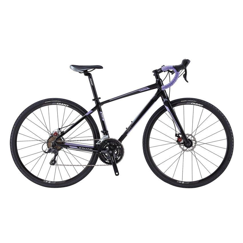 Xe đạp thể thao GIANT INVITE 2 S (Đen)