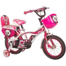 Xe đạp thể thao trẻ em (Hồng)