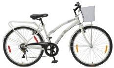 Xe đạp thời trang Baccio Serena 26 2016 (Trắng)