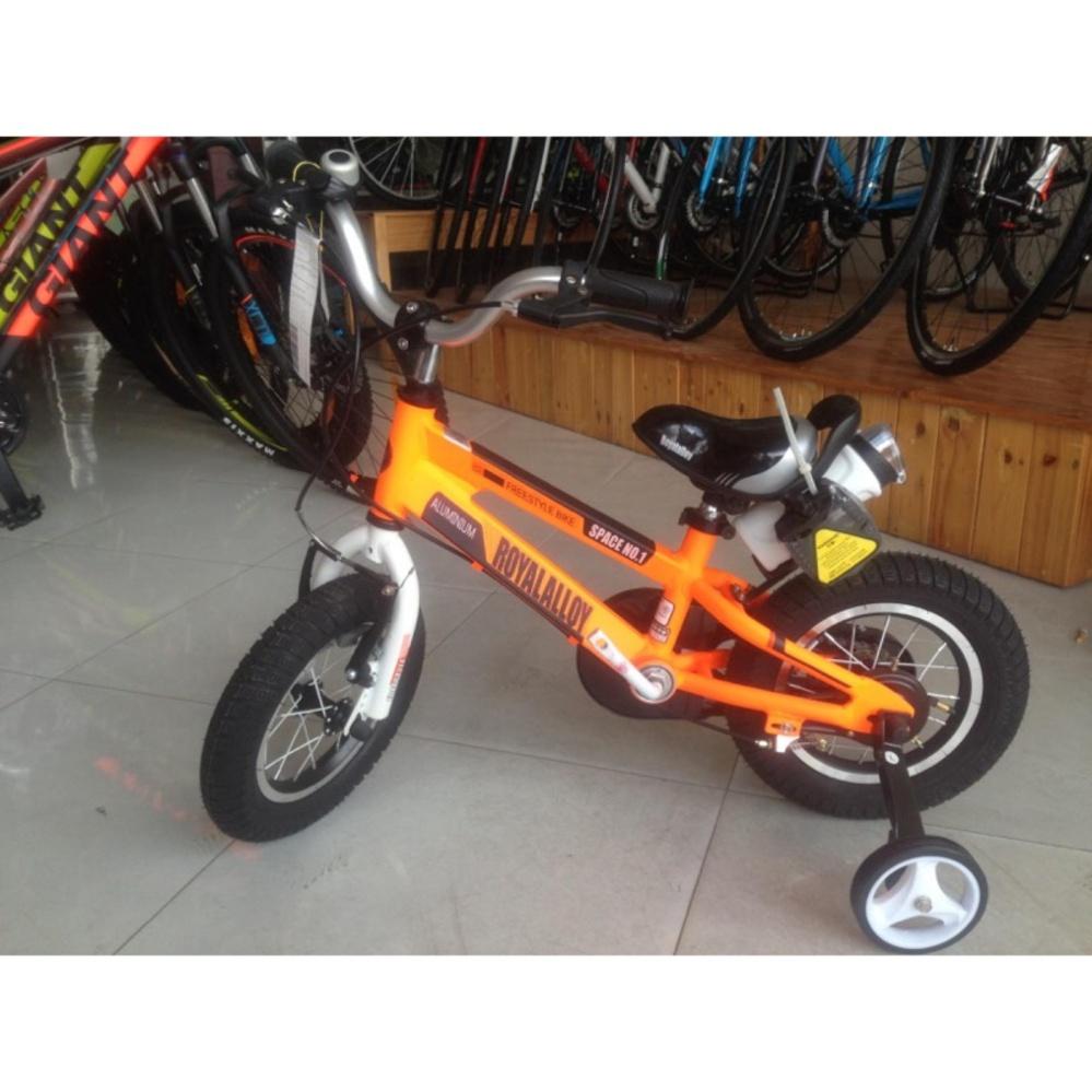 Xe đạp trẻ em Royal Baby Alumium Aloy RB16-B17 Cam