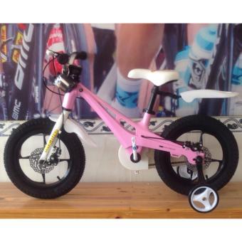 Xe đạp trẻ em Royal Baby RB14-B21 (Hồng)