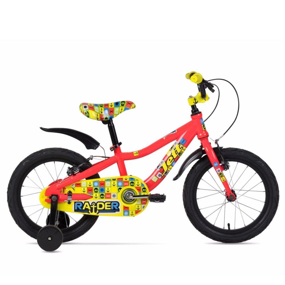 Xe đạp trẻ emJett Cycles Raider (đỏ)