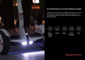 Xe điện cân bằng 2 bánh Nenebot Mini Pro