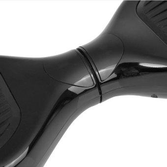 Xe Điện Cân Bằng GEXTEK Hoverboard 6.5in - Ngựa Tiêu Chuẩn (Đen)