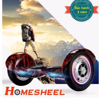 XE ĐIỆN CÂN BẰNG HOMESHEEL R10 (USA) - BẢO HÀNH 2 NĂM