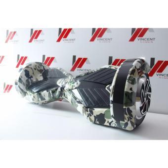Xe điện tự cân bằng 2 bánh Vincent đen ngụy - AL