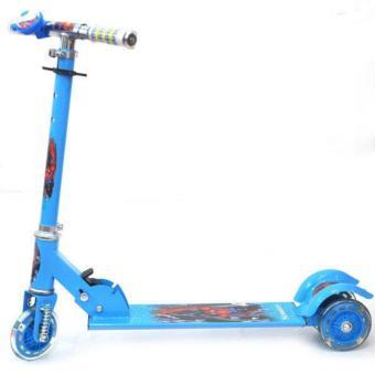 Xe Scooter 3 Bánh Phát Sáng- Có Chuông