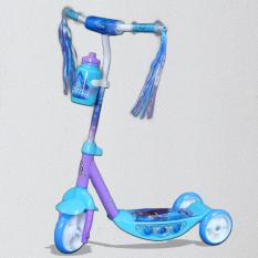 Xe Scooter 6 inch Bailey-Frozen B160606 (tím xanh ngọc)