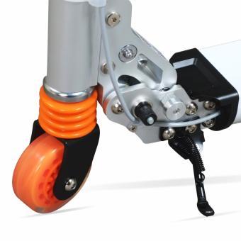 Xe scooter điện gấp siêu nhẹ Airwheel Z8 (trắng)