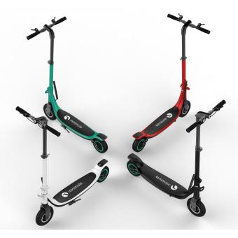 Xe scooter điện MINIMULA PLUS BLACK