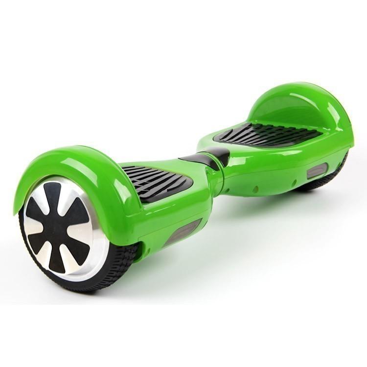 Xe thăng bằng thông minh Smart Balance Wheel (Xanh lá cây)