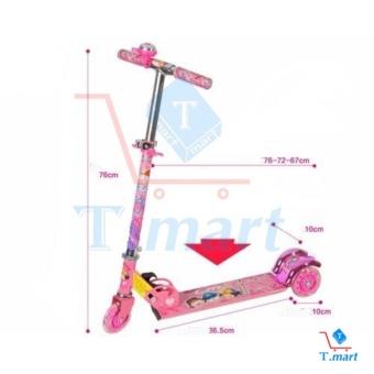 Xe trượt scooter + kính chống bụi VS.1010