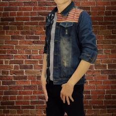 Đánh Giá áo jean nam USA a2  muidoi