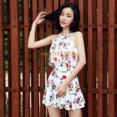 Cửa hàng bán Áo Tắm 1 Mảnh Dễ Thương AT044 Shop Mai Hoa (Trắng)