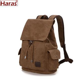 Balo nam HARAShop HR007 ( Nâu )