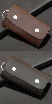 Bộ 2 Bóp Đựng Móc Chìa Khóa SPK31051 (ĐenNâu)