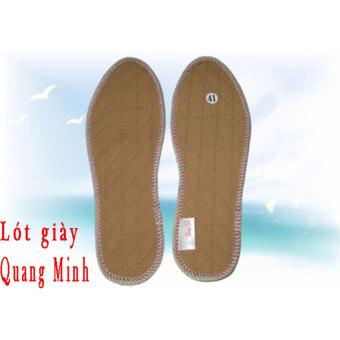 Bộ 2 Lót giày hương quế Quang Minh ( Thương hiệu Việt )