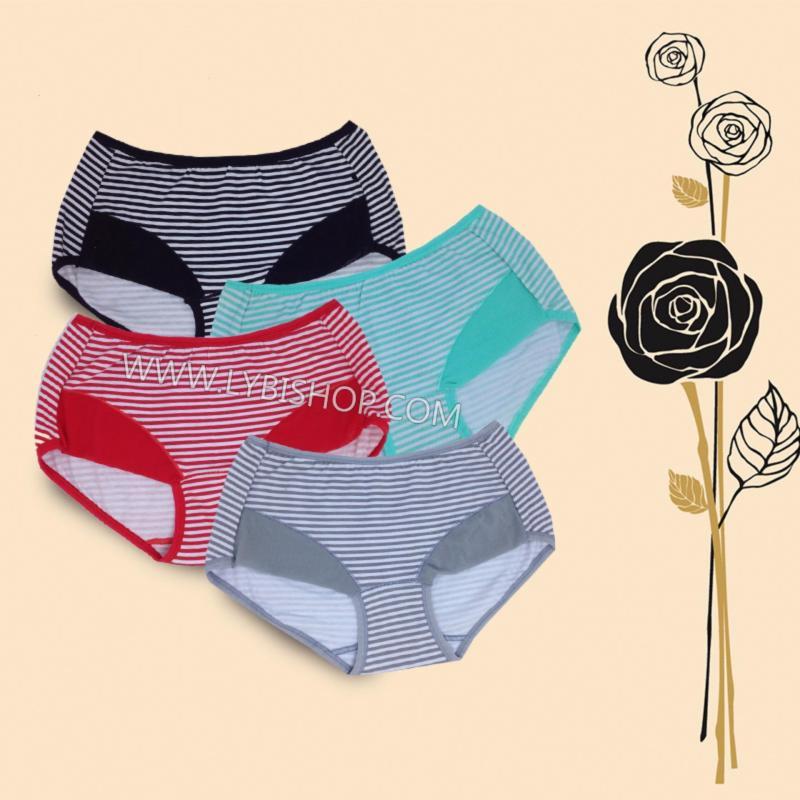 Nơi bán Bộ 4 quần lót - quần chip bé gái Thái Lan - Lybishop