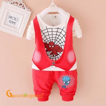Bộ quần áo bé trai người nhện set đồ bé trai giả gile GLSET030-Red - 8476448 , OE680FAAA960T9VNAMZ-18137364 , 224_OE680FAAA960T9VNAMZ-18137364 , 270000 , Bo-quan-ao-be-trai-nguoi-nhen-set-do-be-trai-gia-gile-GLSET030-Red-224_OE680FAAA960T9VNAMZ-18137364 , lazada.vn , Bộ quần áo bé trai người nhện set đồ bé trai giả gi