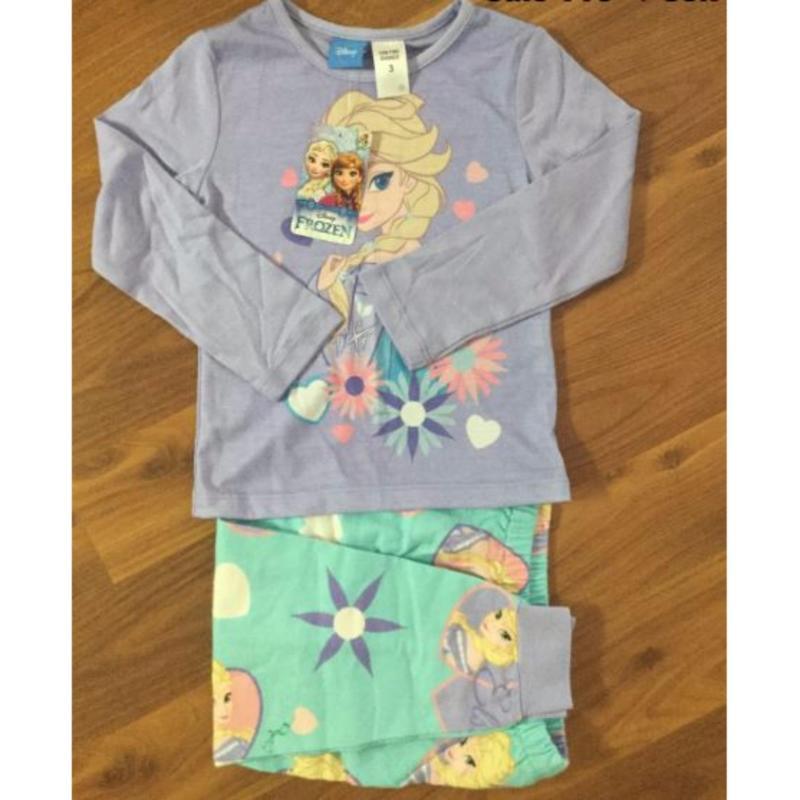 Nơi bán Bộ quần áo Elsa bé gái- (Tím)