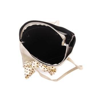 Bộ túi xách và túi đeo chéo thời trang GgCBTX05 (Trắng sữa)