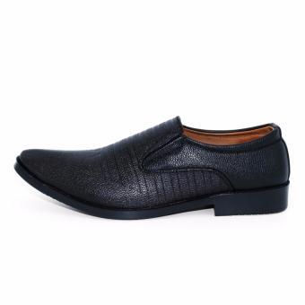 Combo Giày Tây Tặng Tất - Pettino GL-07 (đen) - 3