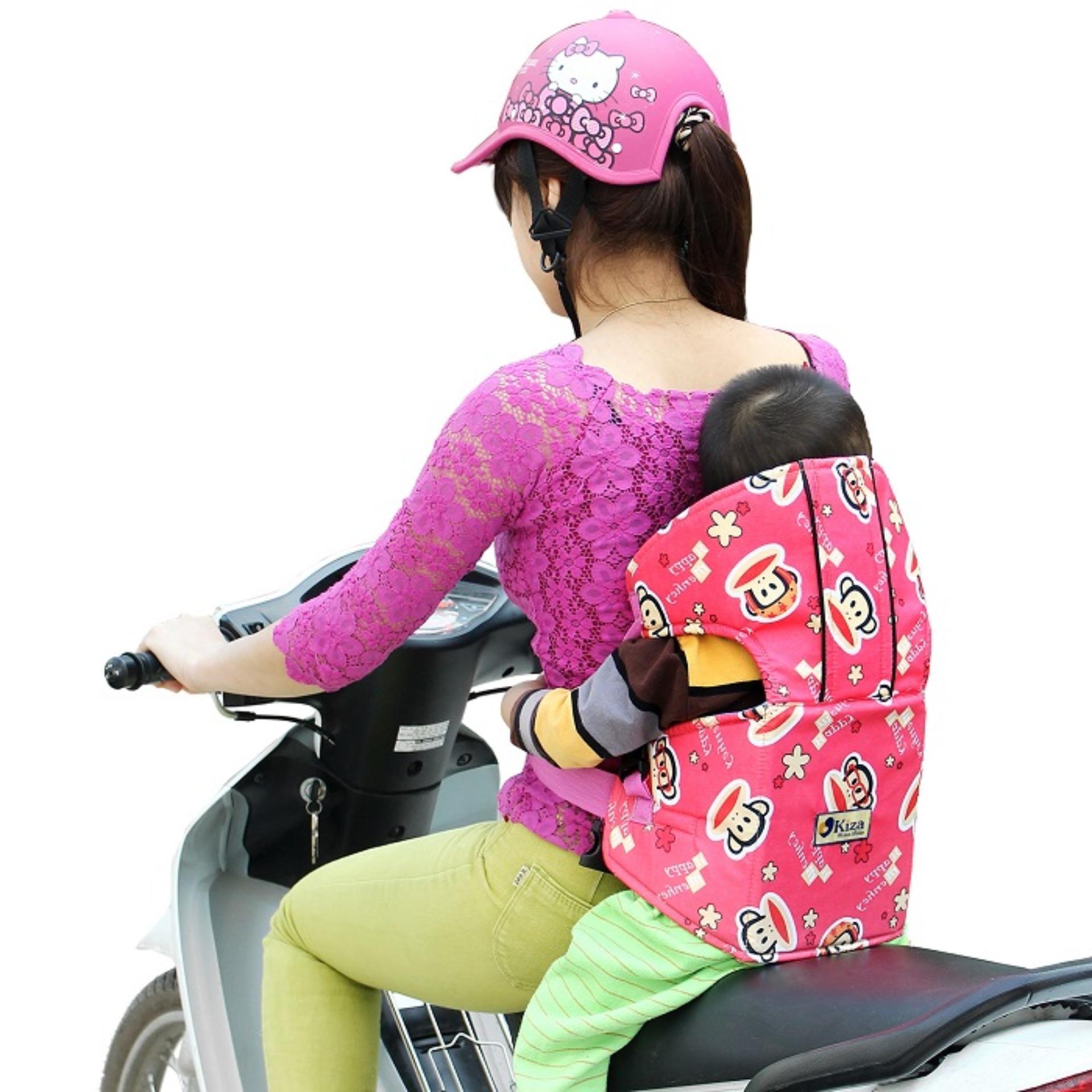 Bảng Báo Giá Đai đỡ cổ, mua địu em bé ở đâu hà nội, đaiđịutrẻsơ sinh an toàn cho bé đixe máy- Bảo hành 1 đổi 1 bởi Click Buy