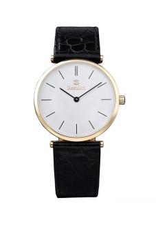 Đồng hồ nam dây da Bestdon BD9920G (Đen)