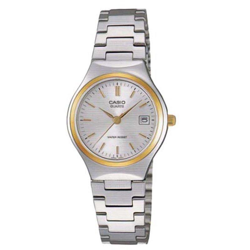 Nơi bán Đồng hồ nữ dây thép không gỉ Casio LTP-1170G-7ARDF (Bạc)