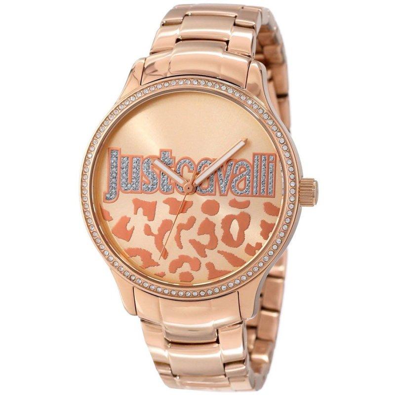 Nơi bán Đồng hồ nữ dây nhựa Just Cavalli R7251602511 (Trắng)
