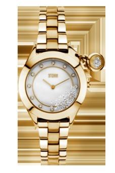 Đồng hồ nữ dây thép không gỉ STORM SPARKELLI GOLD (Vàng)