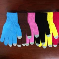 Găng tay len cảm ứng nam nữ