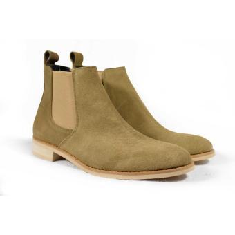 Giày Chelsea boot nam màu bò lợt da lộn thun kem Tathanium Footwear(Bò lợt) - 8771294 , TA984FAAA6L3O3VNAMZ-12123312 , 224_TA984FAAA6L3O3VNAMZ-12123312 , 690000 , Giay-Chelsea-boot-nam-mau-bo-lot-da-lon-thun-kem-Tathanium-FootwearBo-lot-224_TA984FAAA6L3O3VNAMZ-12123312 , lazada.vn , Giày Chelsea boot nam màu bò lợt da lộn thun