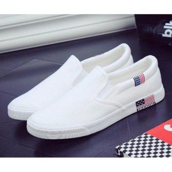 Giày lười mọi nam chất đẹp - CV100 ( trắng ) - 8158326 , GH566FAAA5Q041VNAMZ-10501313 , 224_GH566FAAA5Q041VNAMZ-10501313 , 318000 , Giay-luoi-moi-nam-chat-dep-CV100-trang--224_GH566FAAA5Q041VNAMZ-10501313 , lazada.vn , Giày lười mọi nam chất đẹp - CV100 ( trắng )