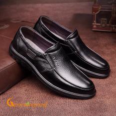 Giày nam công sở giày tây nam cho doanh nhân GLG055