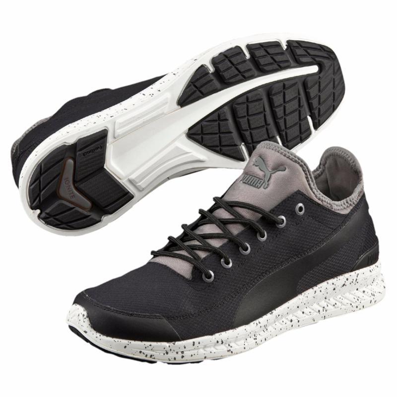 Giày Puma Ignite Sock W.T Chính hãng (Đen)