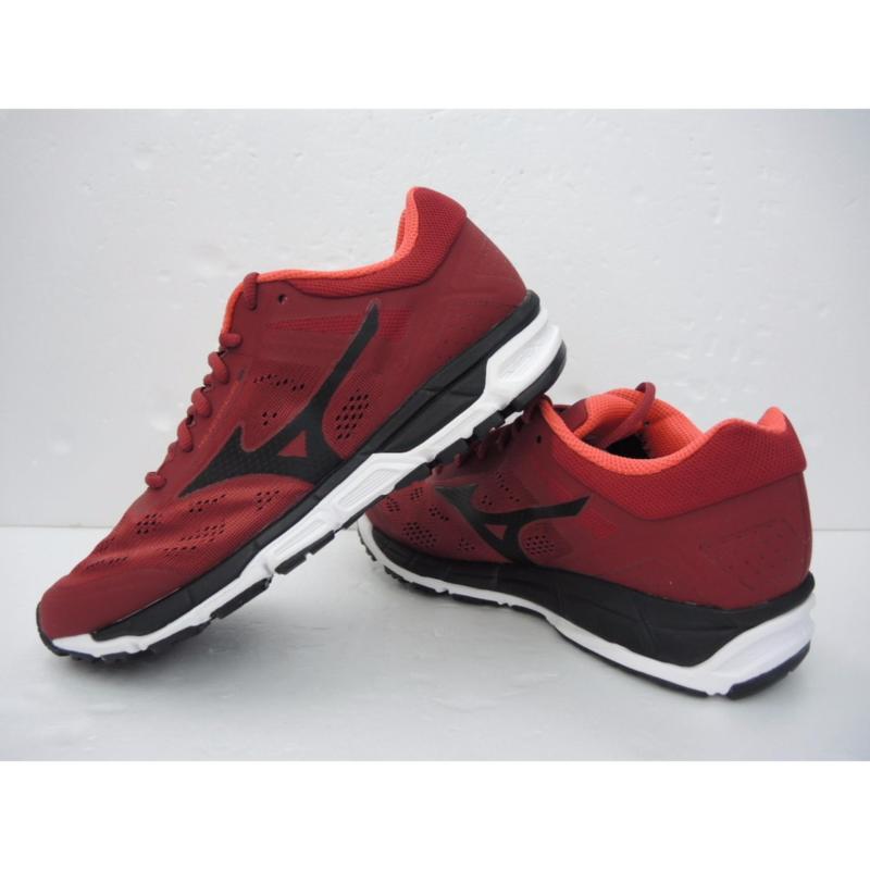 Giày Thể Thao Nam Running Synchro MX2 Mizuno J1GE171911 (Đỏ)