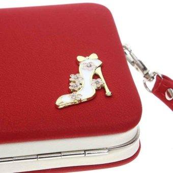 ... High Quality Store New Korean Style Fashion Women Leather Walletlong Handbag Clutch Box Bag Phone Card ...